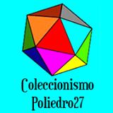 logotipo coleccionismo poliedro27