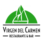 logotipo restaurante virgen del carmen