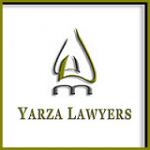 logotipo yarza lawyers