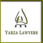 logotipo yarza lawyers