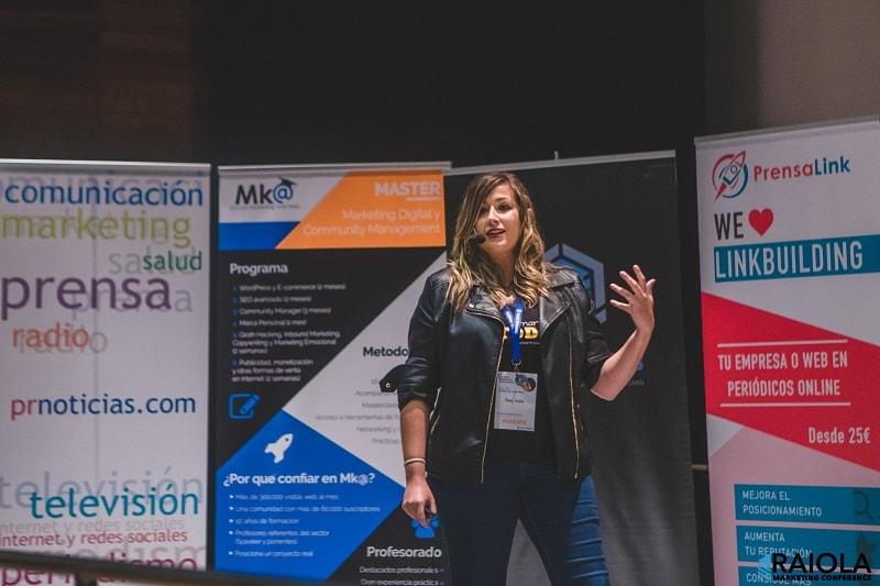 Ana Mata, experta en Marketing Online, profesora, speaker, estrategias de comunicación y marketing
