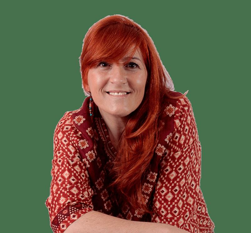 Maria Valeria, freelance diseñadora web y diseñadora gráfíca