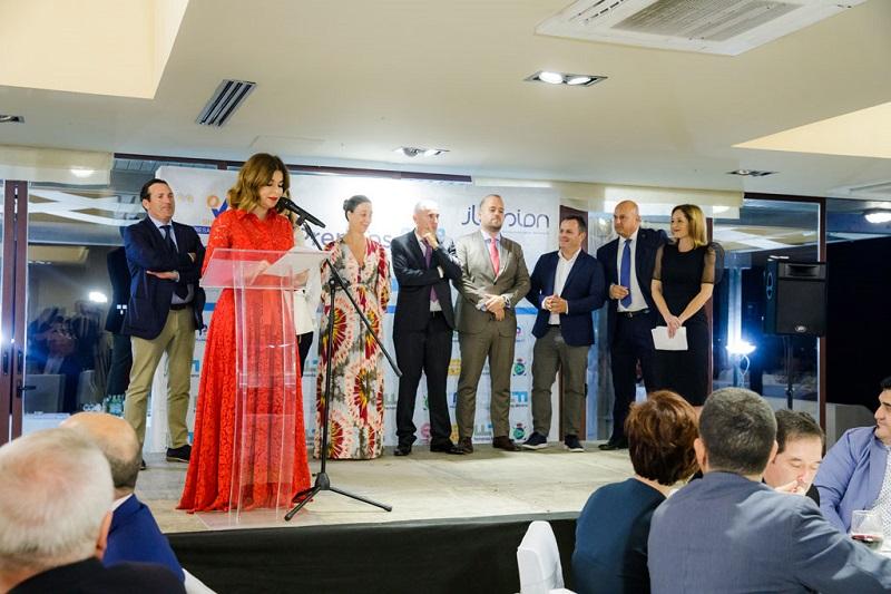Gala de los premios Apymespa