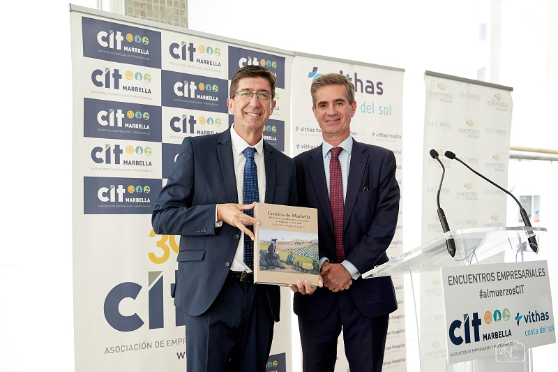 Encuentros empresariales del CIT Marbella