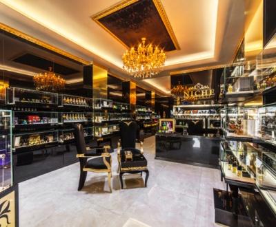 Niche Perfumes crece en Sevilla