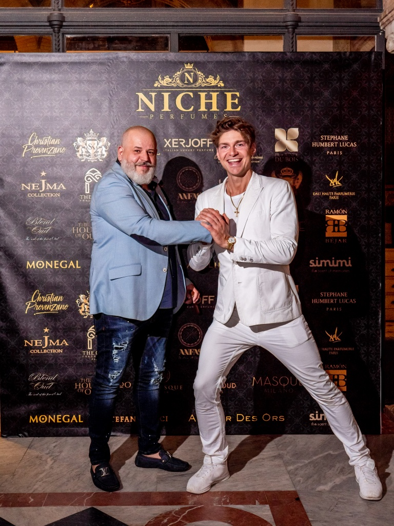 Jeremy Fragance en Niche Perfumes en Sevilla
